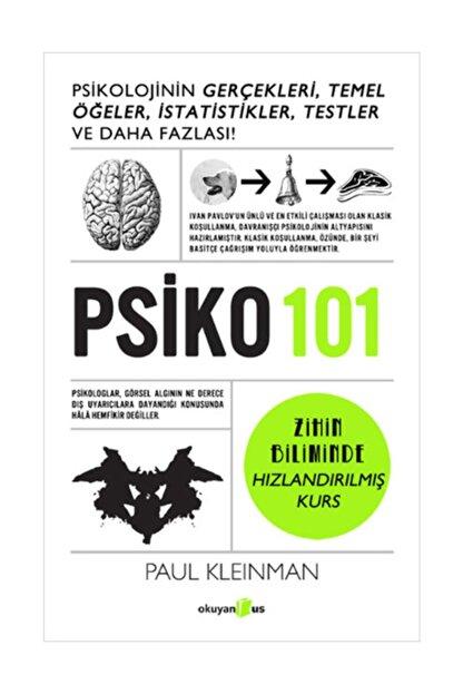 Okuyan Us Yayınları Psiko 101 - Paul Kleinman