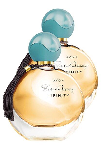 Avon Far Away Infinity Kadın Parfüm Edp 50 ml 2'li Set 5050000101974