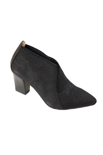 Ustalar Ayakkabı Çanta Siyah Kadın Topuklu Ayakkabı 364.2256