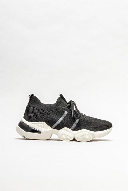 Elle Siyah Kadın Spor Ayakkabı