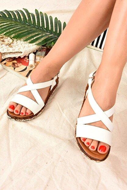 Fox Shoes adın Sandalet K288068109