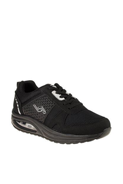 Jump Siyah Kadın Ayakkabı 190 18009Z