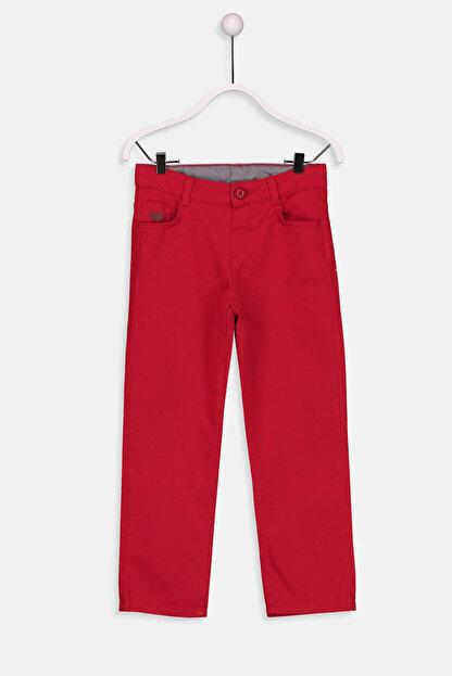 LC Waikiki Erkek Çocuk Red Hpm Pantolon