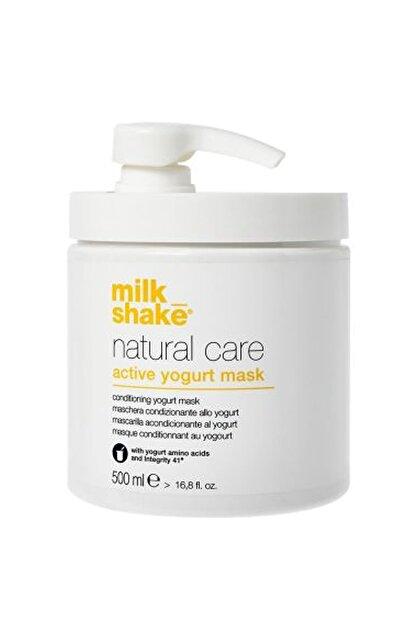 Milkshake Natural Care Aktif Yoğurt Maskesi 500 ml 8032274050483