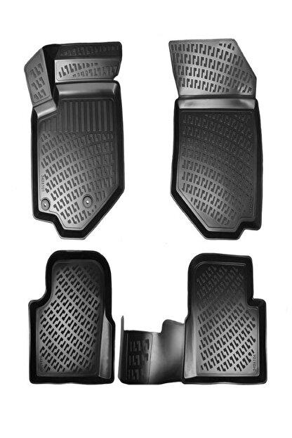 Rizline Citroen C3 2016 Sonrası 3d Paspas Siyah