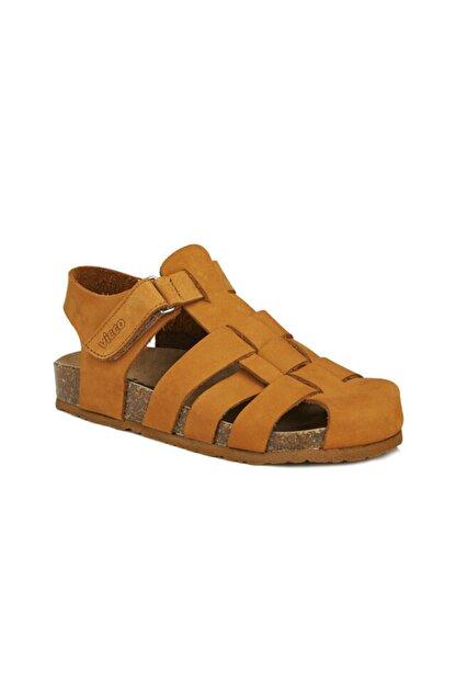 Vicco Arena Erkek Bebe Camel Sandalet