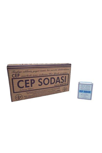 Cep Sodası Karbonat - Sodyum Bikarbonat 45 gr X 20 Kutu