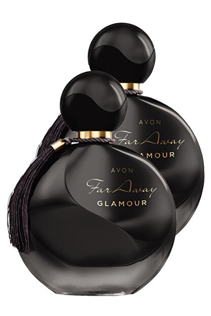 Avon Far Away Glamour Kadın Parfüm Edp 50 ml 2'li Set 5050000102414
