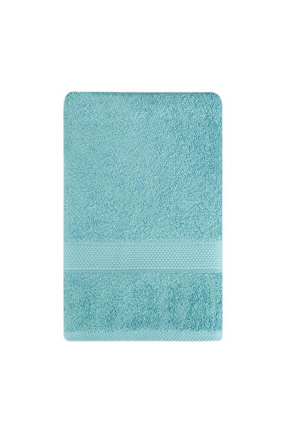 Arya Home Miranda Soft Düz Yüz Havlusu Aqua