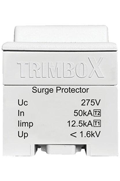 Trimbox B+c Sınıfı 4 Kutuplu Parafudr