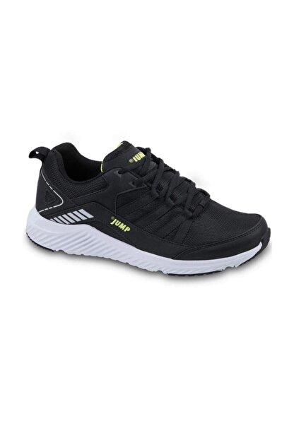Jump Erkek Siyah Günlük Spor Ayakkabı 24865