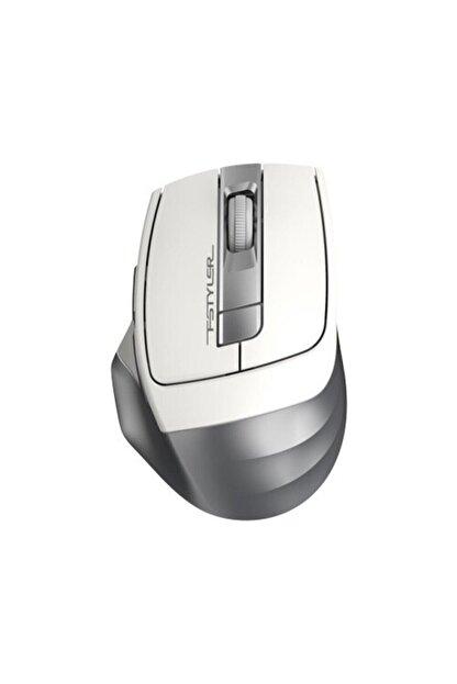 A4 Tech Fg35 Gümüş Nano Kablosuz Optik 2000 Dpi Mouse