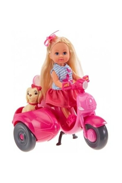 Steffi Evi Love Scooter