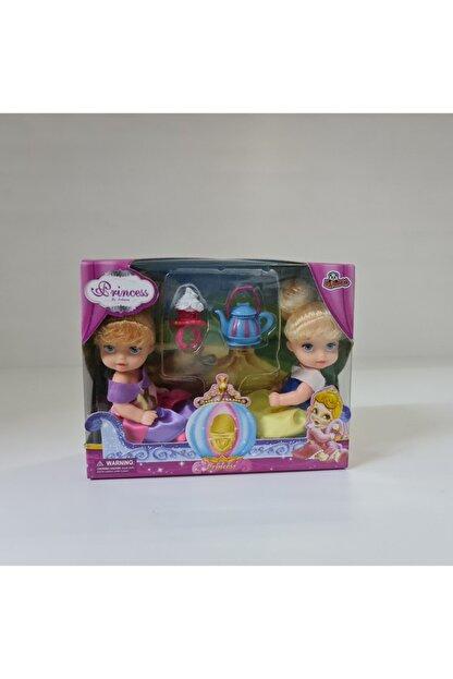 VARDEM OYUNCAK Prenses Bebekler Ve Aksesuarları Kutulu Oyuncak