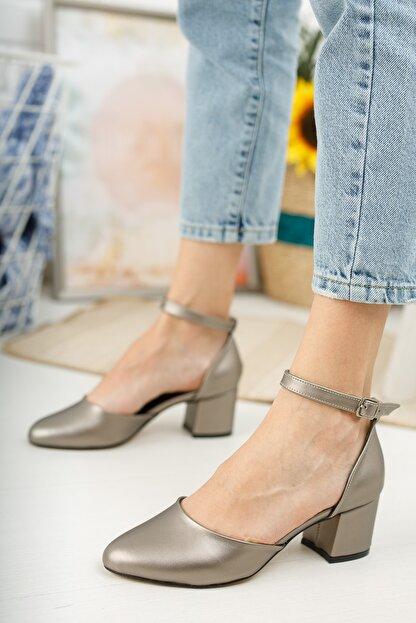 MERVE BAŞ Topuklu Klasik Ayakkabı