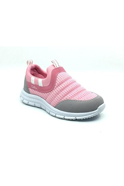 Callion Kız Erkek Çocuk Pembe Ortopedik Yazlık Rahat Agua Spor Ayakkabı 26-35