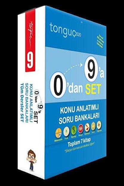 Tonguç Akademi 9. Sınıf 0'dan 9'a Konu Anlatımlı Soru Bankası Tüm Dersler Seti