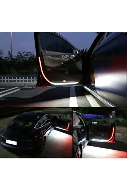 rennway Led Araba Işıkları Araba Kapı Açma Uyarı Işığı 2 Adet Kapı Ikaz Ledi