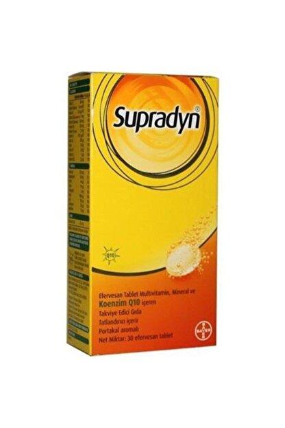Supradyn Coenzim Q10 30 Efervesan Tablet
