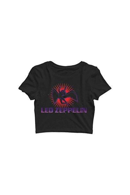 sisyphus Led Zeppelin Crop Top
