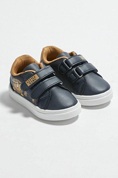 LC Waikiki Erkek Bebek Lacivert Crp Sneaker