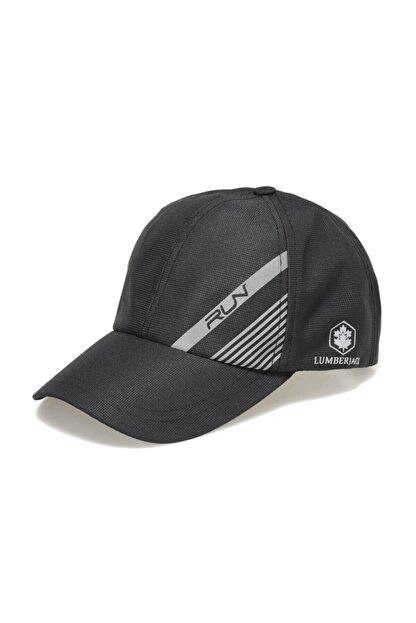 Lumberjack CT591 DAVIES Siyah Erkek Şapka 100668939