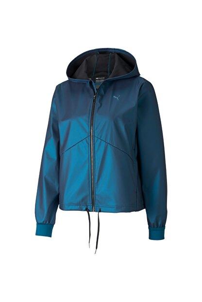 Puma Kadın Spor Ceket - Train Warm Up Shimmer - 51948102