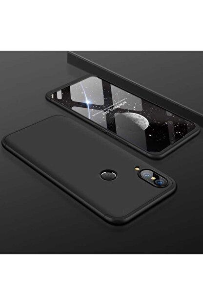 Huawei P20 Lite Kılıf 360 Derece Tam Koruma 3 Parça Ays Model