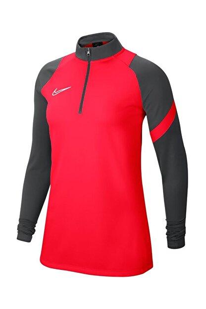 Nike Kadın Spor Sweatshirt - Academy Pro Drill - BV6930-635