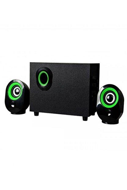 Platoon Pl-4237 Bluetooth Speaker Hoparlör Fm/sd/usb 2+1 Ses Sistemi