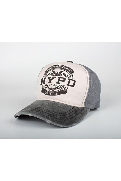 Cosswell Unisex  Eskitme Tasarım  Şapka