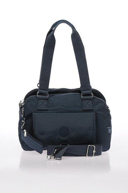 Smart Bags Smb1122-0033 Lacivert Kadın Omuz Çantası