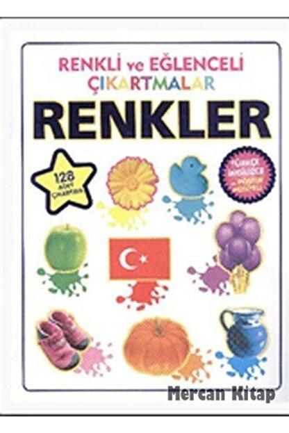 Parıltı Yayınları Renkli Ve Eğlenceli Çıkartmalar Renkler