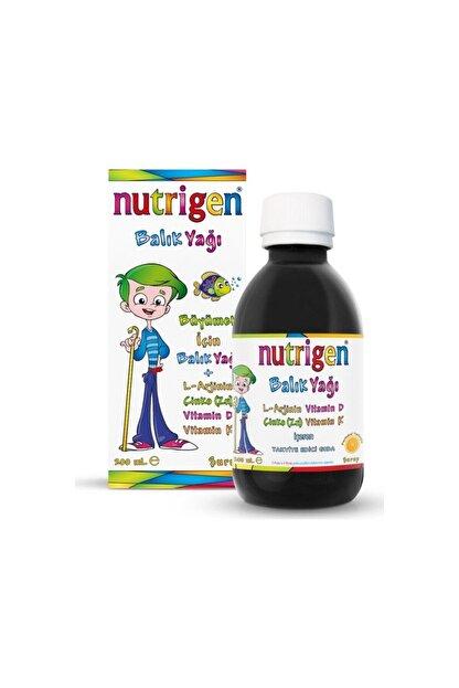 Nutrigen Balık Yağı Şurup 200 ml