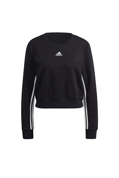 adidas Kadın Sweatshirt W 3S SWT GL1405