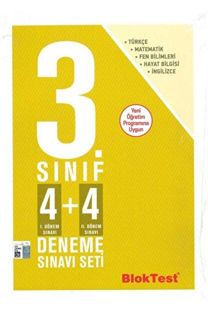 Tudem Yayınları 3.Sınıf Deneme Sınavı Seti 4+4
