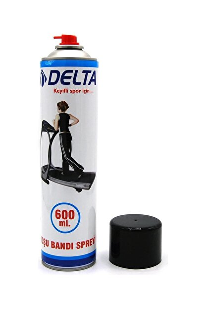 Delta 600 Ml Silikon Koşu Bandı Yağı (silicon Koşu Bandı Spreyi)