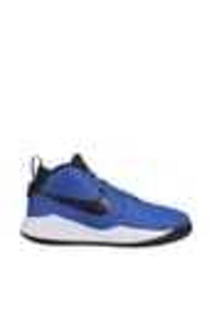 Nike Çocuk Mavi Basketbol Ayakkabı Aq4224-400