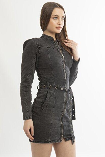 DeepStar Denim Elbise