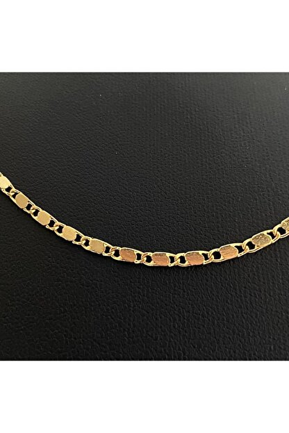34528 Chain 1.5mm Altın Kaplama Zincir