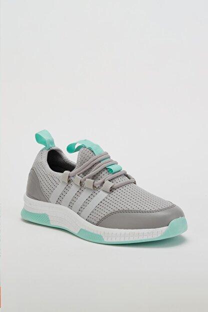 Larasima Unisex Gri Sneaker Ayakkabı