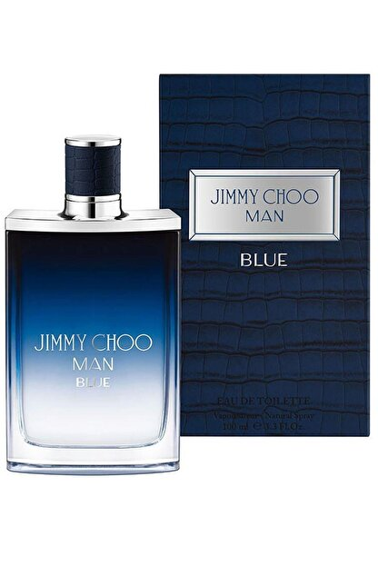 Jimmy Choo Blue Edt 100 ml Erkek Parfüm