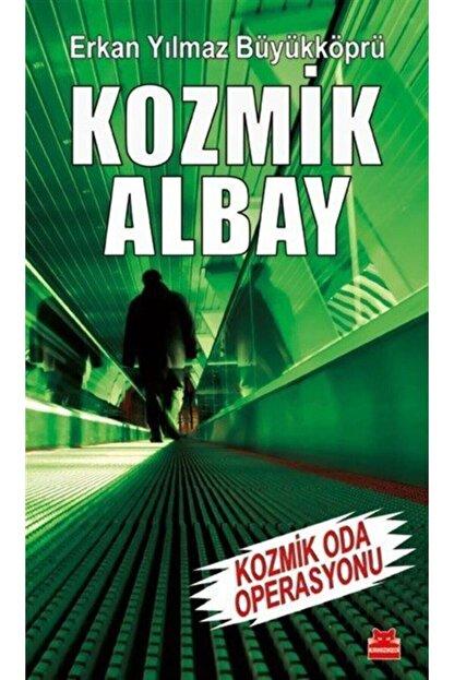 Kırmızı Kedi Yayınları Kozmik Albay Kozmik Oda Operasyonu