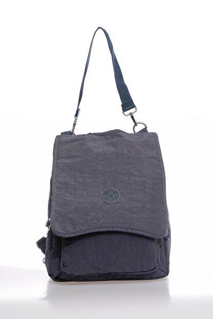 Smart Bags Smbky1119-y. Füme Füme Kadın Sırt Çantası