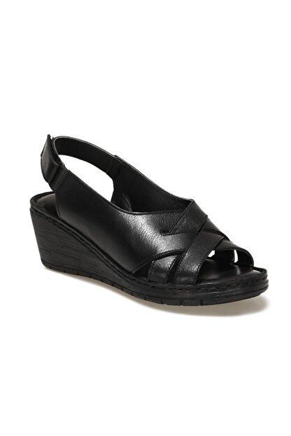 Polaris 161821.Z1FX Siyah Kadın Sandalet 101019761