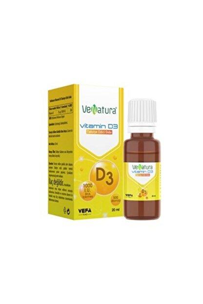 Venatura Vitamin D3 Damla 20 Ml Fiyati Yorumlari Trendyol