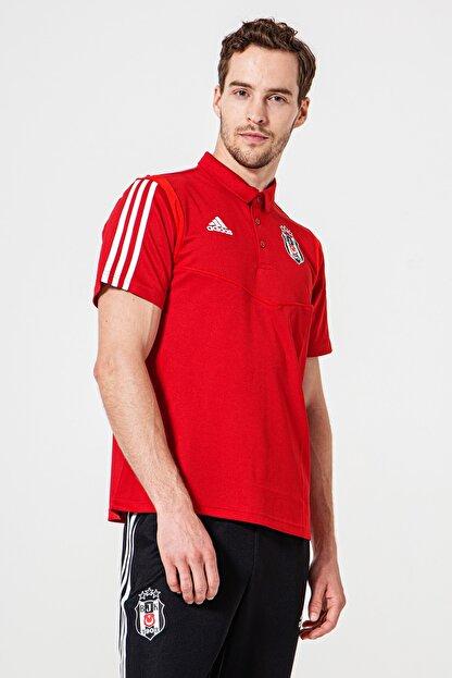 Beşiktaş TIRO19 POLO Kırmızı Erkek Kısa Kol T-Shirt 101117529