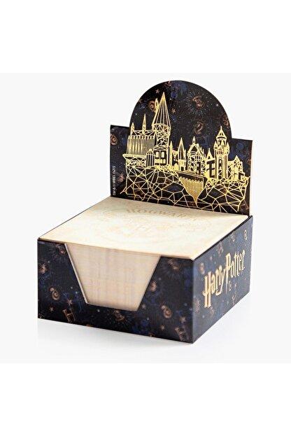 GiFi Küp Kağıt Notluk Harry Potter Lisanslı