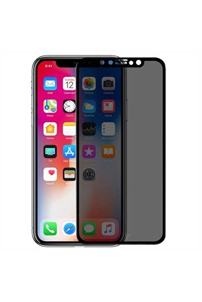 Telefon Aksesuarları Iphone X-xs Kavisli Gizlilik Filtreli Zengin Çarşım Hayalet Ekran Koruyucu