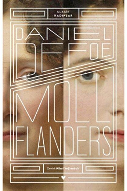 Güzem Can Yayınları Moll Flanders - Klasik Kadınlar - Daniel Defoe 9789750741807